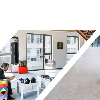 Coworking, open space a komfort pracy