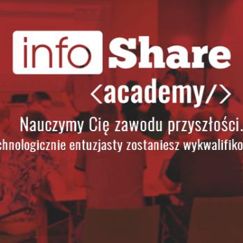 infoShare Academy in O4 Q&A.