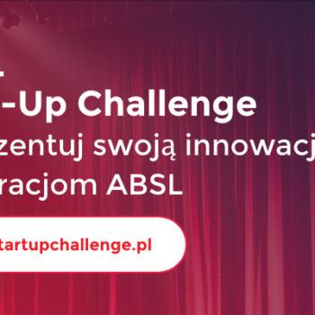 ABSL Start-Up Challenge w O4 Coworking! Konkurs, który rozwiązuje największy problem start-upów
